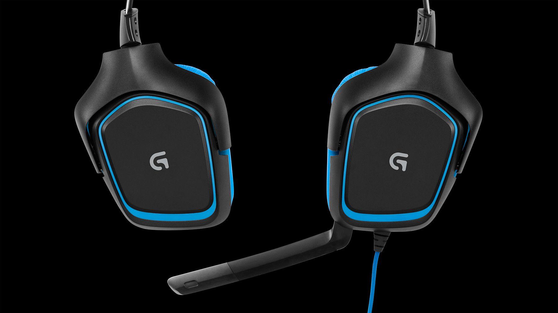 Comprar Cascos Gaming Logitech G430 baratos