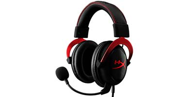 Opinión casco gaming HyperX Cloud 2